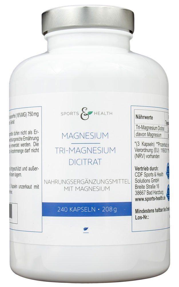Tri-Magnesium-Di-Citrat